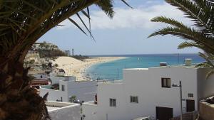 Jandia Fuerteventura Haus Strand